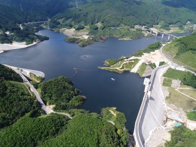 五カ山ダム
