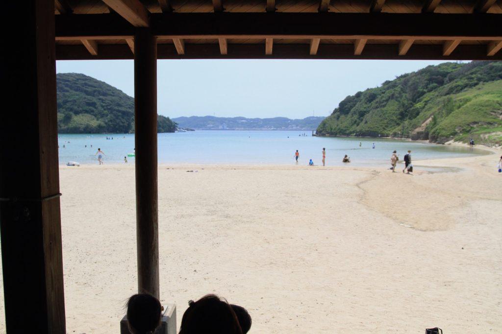 辰野島ビーチ