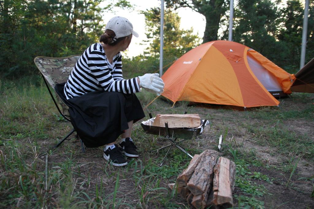 マイキャンプサイト